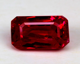 BURMESE RUBY, OLD HEAT, lovely, rare, excellent cut. EXCEPTIONAL  COLOUR .