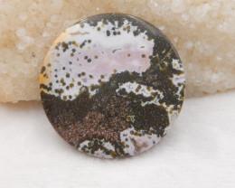 Ocean Jasper Pendant ,Natural Ocean Jasper ,Heart Pendant ,Wholesale H475