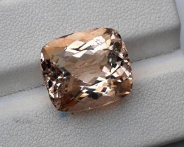 Morganite, 13.55 Carats Lovely Morganite Gemstone
