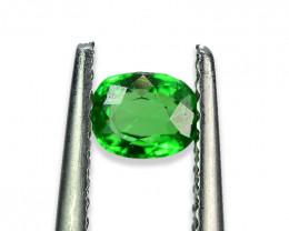 0.373 Cts Beautiful Lustrous Natural Green Garnet