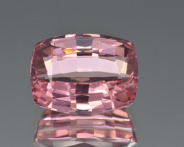 Natural Pink Tourmaline 13.99 Cts, Precision Cut, Top Quality Gemstone