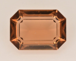 Brilliant Brown Color & Cut 6.60 Ct Natural Citrine ~ Africa
