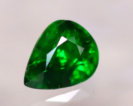 Tsavorite 0.73Ct Natural Intense Vivid Green Color Tsavorite Garnet D2209