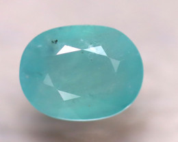 Grandidierite 2.15Ct Natural World Rare Gemstone D2213/B11