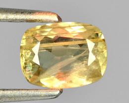 0.88 Cts Rare Color Changing Diaspore Natural Gemstone