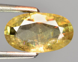 1.59 Cts Rare Color Changing Diaspore Natural Gemstone