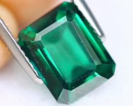 4.15cts Natural Vivid Green Topaz / KL538