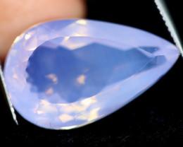 18.79cts Natural Pear Cut Lavendar Quartz / KL535