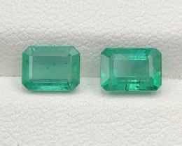 2.20 cts Super Top Quality  Emerald Gemstone