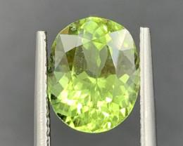 3.66 CT Peridot Gemstones