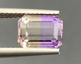 2.49 Carats Ametrine Gemstones