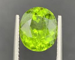 3.62 CT Peridot Gemstones