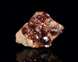8.70 CT Natural Top Hessonite Garnet Specimen@ Pakistan