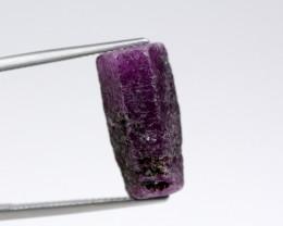 19 CT Ultra Rare Ruby @ Tanzania