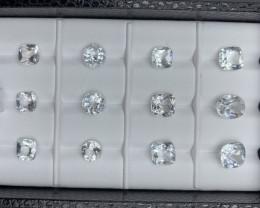 27.82 CT Topaz Gemstones Parcel