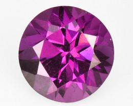 0.87 Cts Unheated Natural Pink Rhodolite Garnet Gemstone