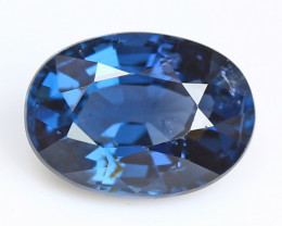 Burmese blue spinel, eye clean, rare, excellent cut.  #SN177-9