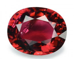 Tourmaline 3.63 Cts Unheated Pink Color Natural Gemstone