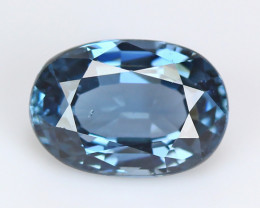 Burmese blue spinel, eye clean, rare, excellent cut.  #SN177-4