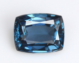 Burmese blue spinel, eye clean, rare, excellent cut.  #SN177-13