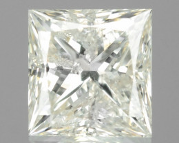 0.82 Cts Untreated Fancy White Color Natural Loose Diamond