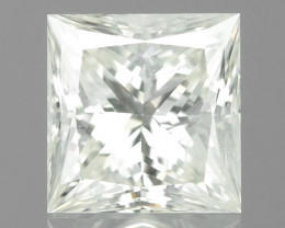0.31 Cts Untreated Fancy White Color Natural Loose Diamond