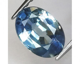 Certified 1.04 ct Sapphire