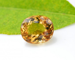 4.65 Ct Natural Heliodor ~ AAA Grade ~ Yellow Color
