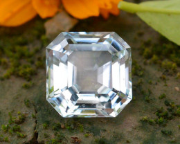 11.45 Carat Natural Aquamarine Gemstone