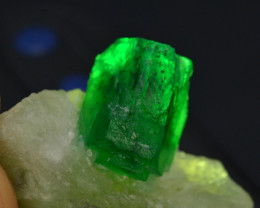 Top Quality 39.30 ct Natural Emerald Specimen From Swat