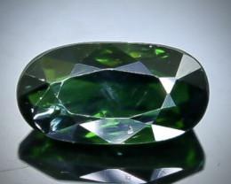 1.55 Crt  Chrome Tourmaline Faceted Gemstone (Rk-97)