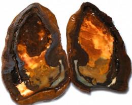 222.55 CTS YOWAH PHANTOM NUTS SPECIMEN-AUSTRALIA [MGW8084]