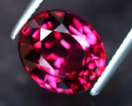 Rhodolite 2.40Ct Natural VVS Purplish Red Rhodolite Garnet DF2427/A5