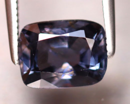Spinel 2.23Ct Mogok Spinel Natural Burmese Titanium Blue Spinel DF2430/A12