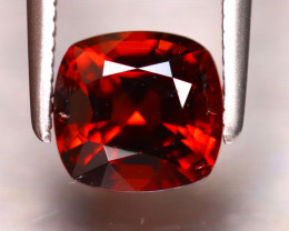 Spinel 1.40Ct Mogok Spinel Natural Burmese Red Spinel EF2521/A12