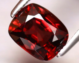 Spinel 1.88Ct Mogok Spinel Natural Burmese Red Spinel EF2523/A12