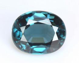 Burmese blue spinel, eye clean, rare, excellent cut.  #SN177-6