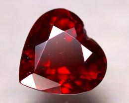 Almandine 2.28Ct Natural Vivid Blood Red Almandine Garnet D2609/B3