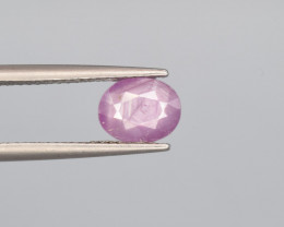 Natural Ruby 1.91 Cts from Guinea