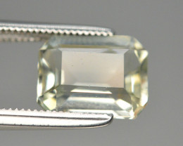 2.20 Carat Natural Green Beryl Gemstone