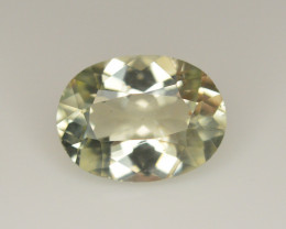 4.25 Carat Natural Green Beryl Gemstone