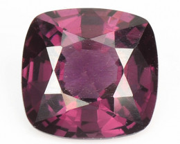 1.05 Cts Un Heated Very Rare Purple Color Natural Spinel Gemstone