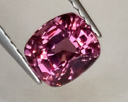 1.07 Pink Spinel Cushion Cut No Heat