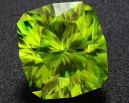 Sphene 1.70 ct Custom Cut Sphene Gemstone