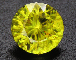 Sphene 0.98 ct Custom Cut Sphene Gemstone