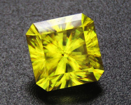 Sphene 1.17 ct Custom Cut Sphene Gemstone