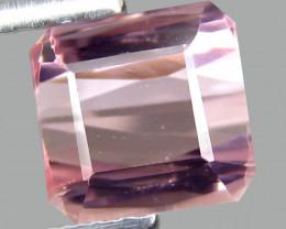 Elegant Pink Africa Tourmaline 1.07 Cts Antique Step Cut Octagon BGC164