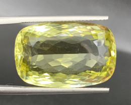 22.66 Carats Lemon Quartz Gemstone