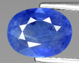 2.67 Cts Amazing Rare Natural Fancy Blue Sapphire Loose Gemstone