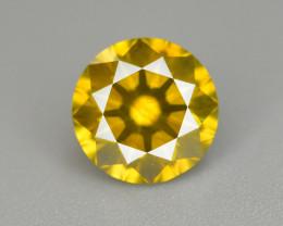 1.90 Carat Natural Fancy Yellow Diamond Gemstone